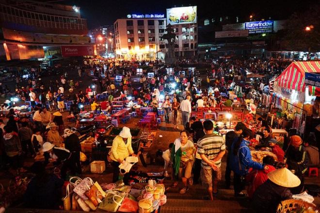 Chợ đêm Đà Lạt – TOP chợ đêm Việt Nam nổi tiếng