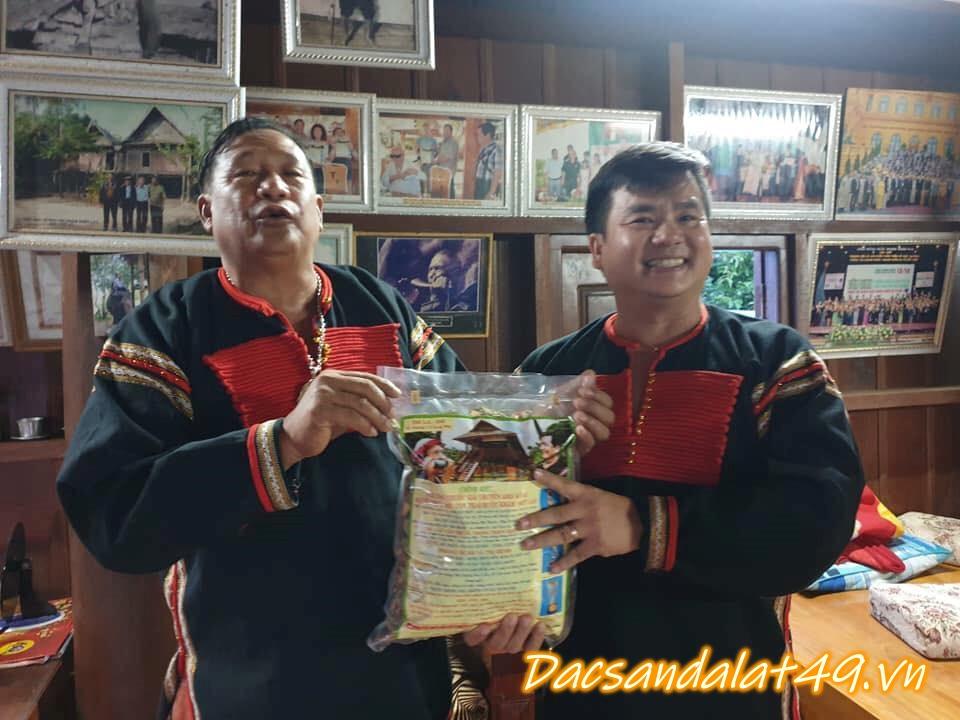 Công dụng đặc biệt của Amakong tây nguyên