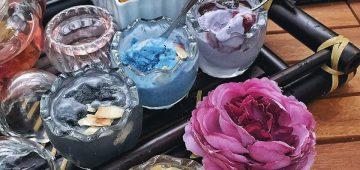 Xưởng kem hoa đà lạt