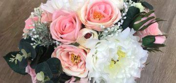 Bảo quản hoa cưới cầm tay bằng cách sấy khô