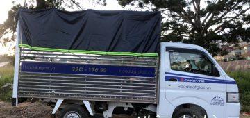 Nhận chở hàng tại phường 11 đà lạt – Xe tải 750kg