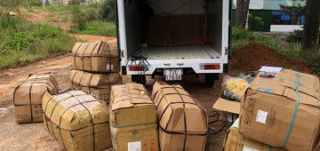 Xe tải nhỏ nhận chở hàng phường 11 đà lạt